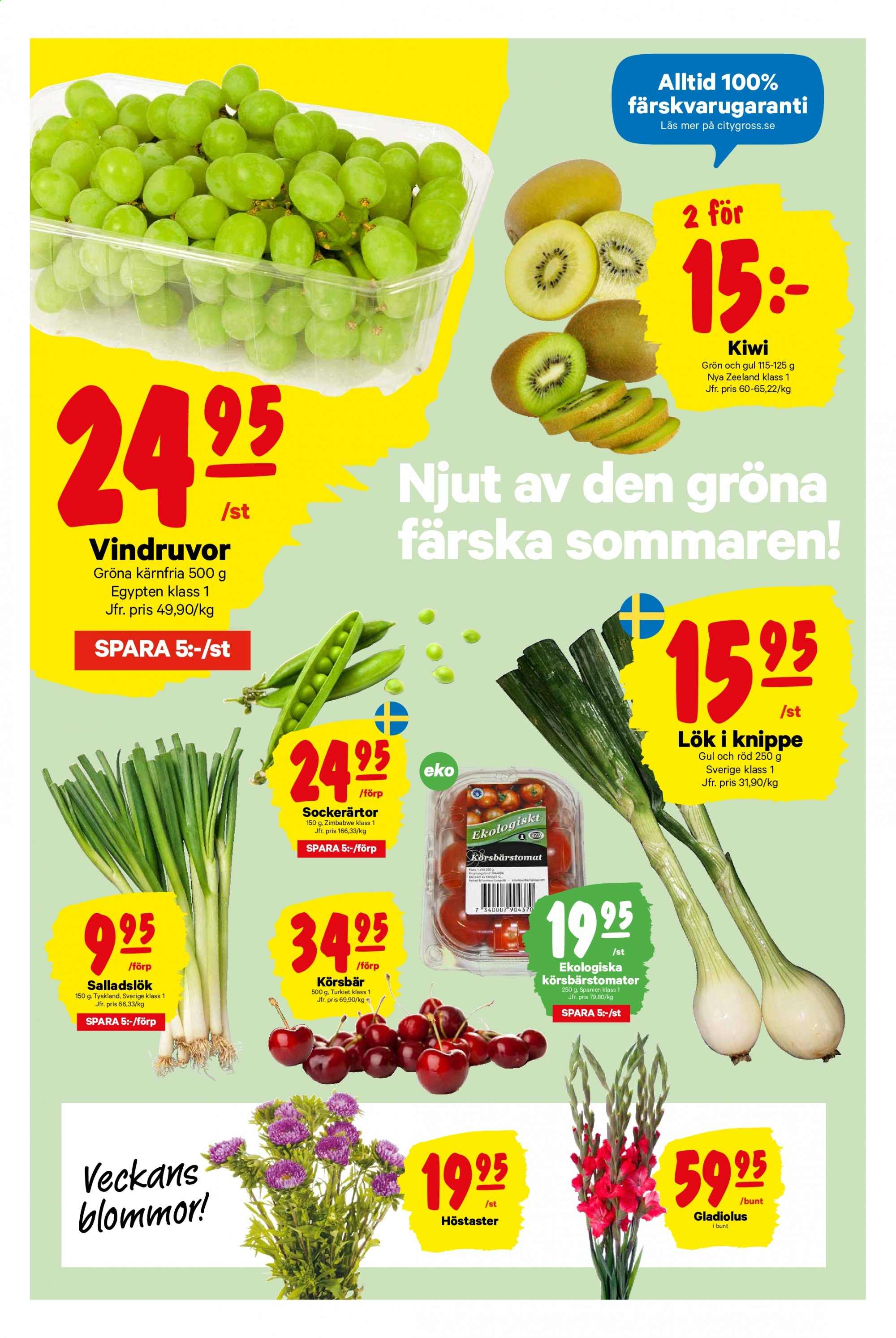 City Gross reklamblad - 22/7 2019 - 28/7 2019. Sida 4.