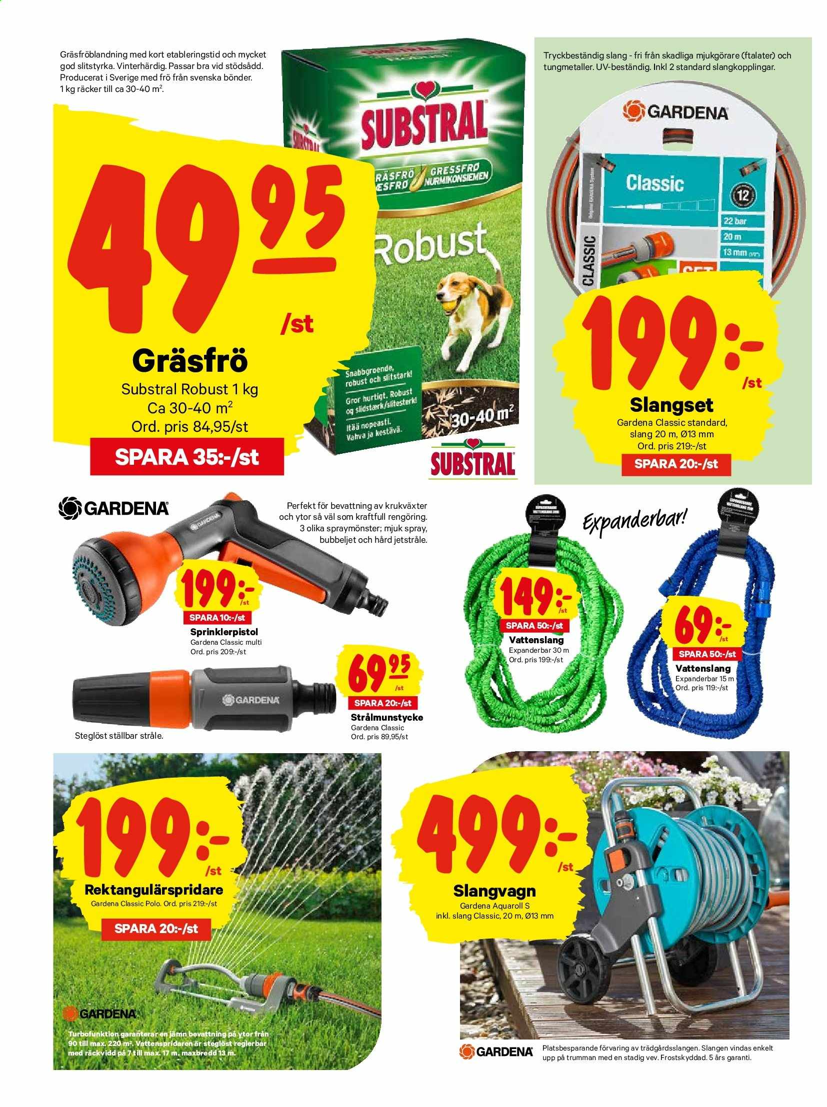 City Gross reklamblad - 22/7 2019 - 28/7 2019. Sida 16.