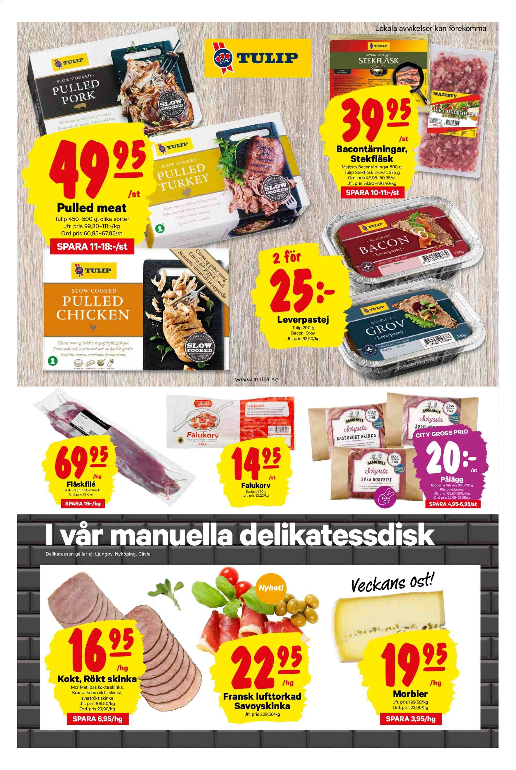 City Gross reklamblad - 30/9 2019 - 6/10 2019. Sida 3.