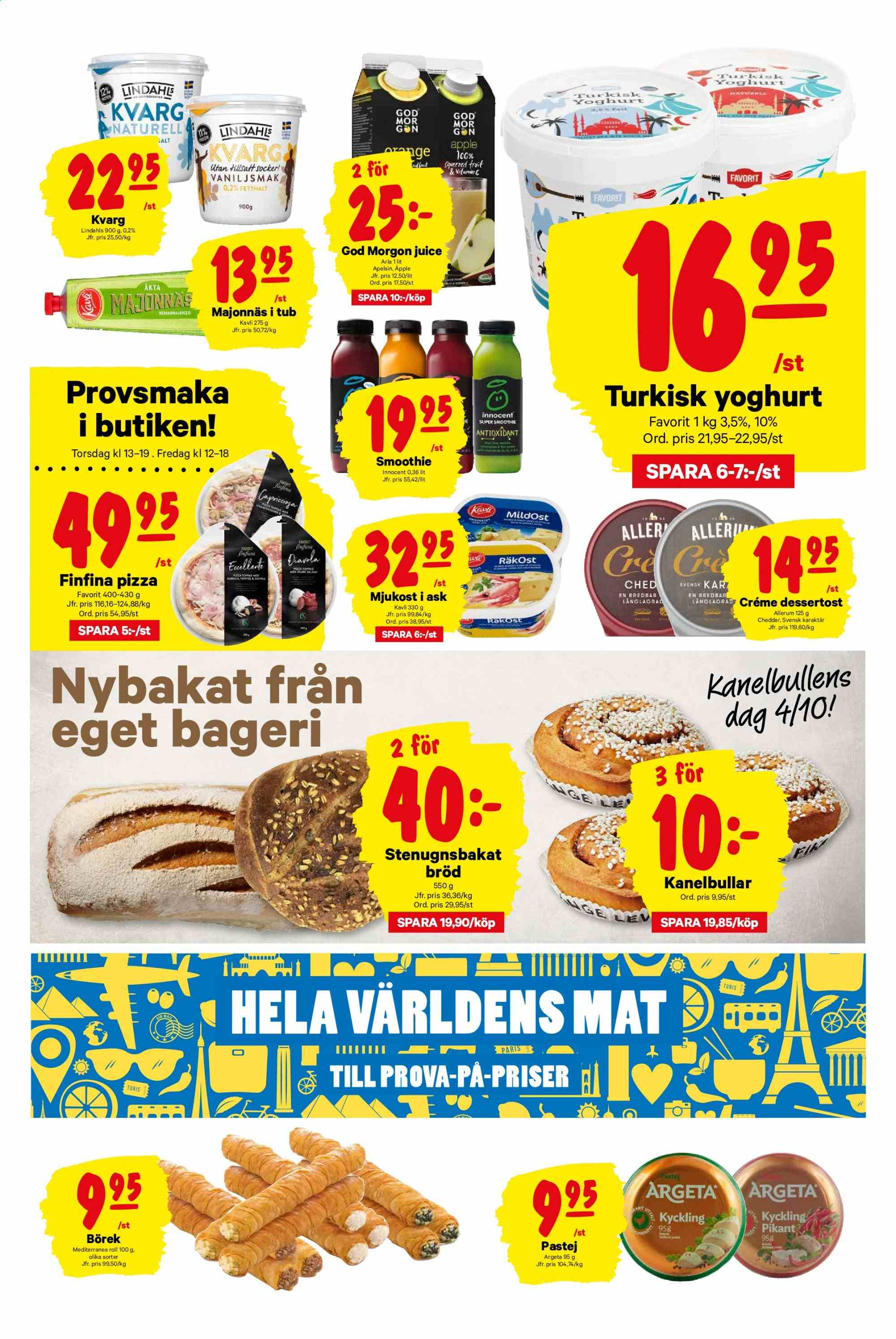 City Gross reklamblad - 30/9 2019 - 6/10 2019. Sida 5.