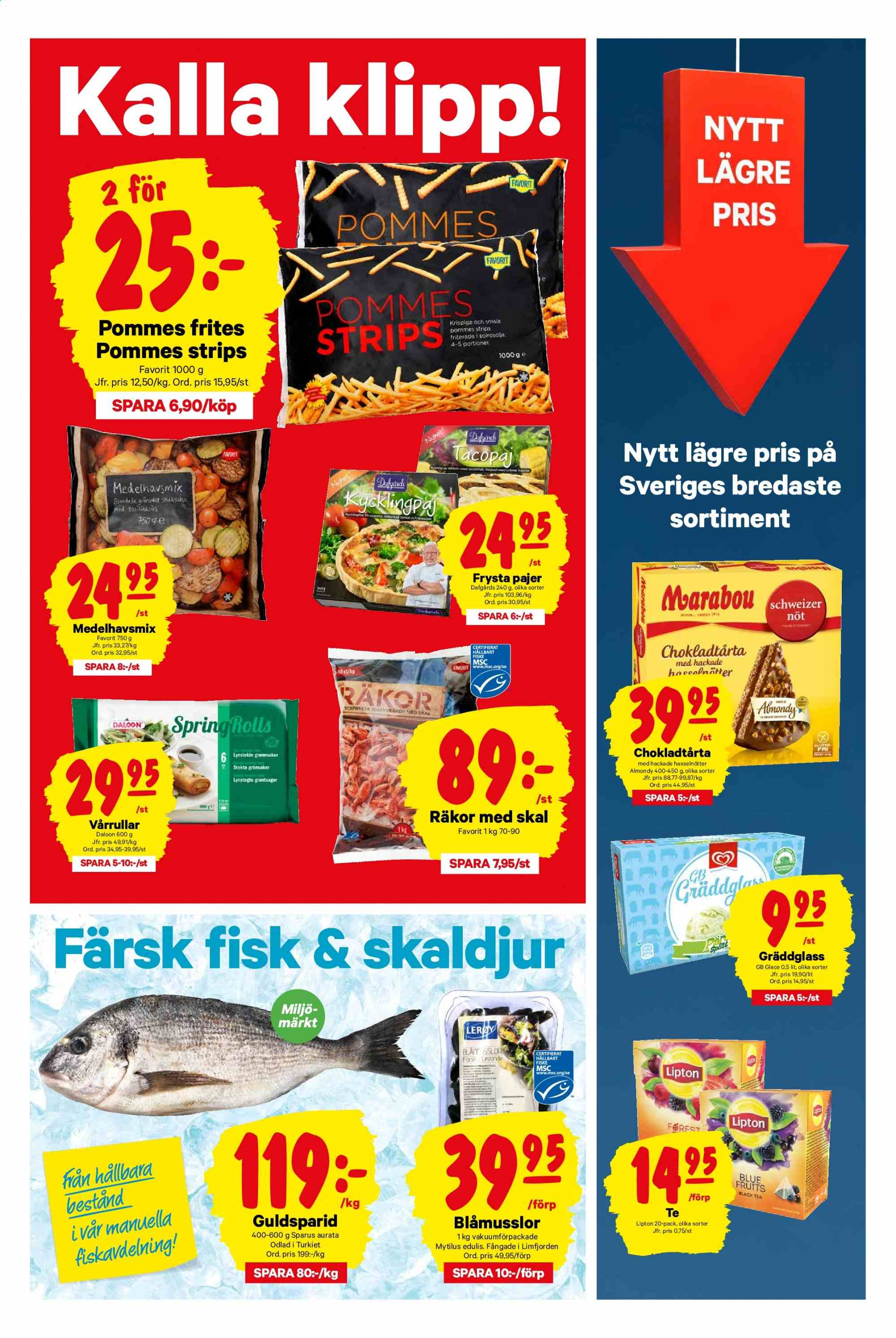 City Gross reklamblad - 30/9 2019 - 6/10 2019. Sida 11.
