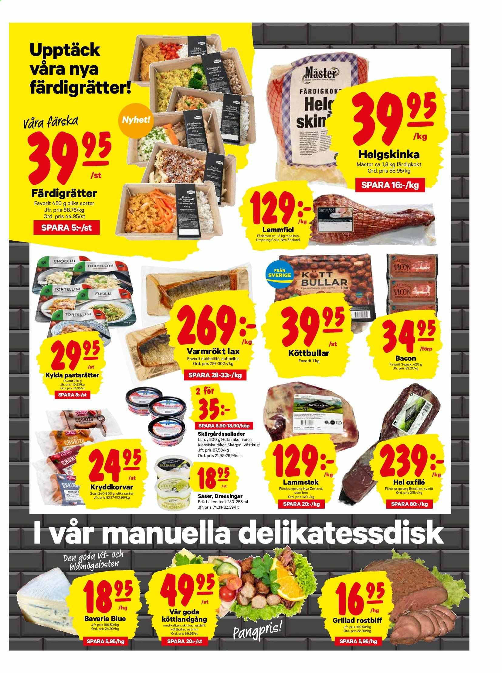 City Gross reklamblad - 28/10 2019 - 3/11 2019. Sida 3.