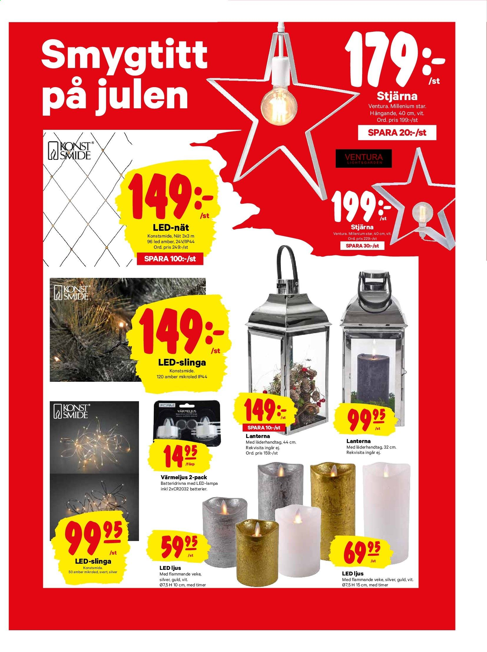 City Gross reklamblad - 28/10 2019 - 3/11 2019. Sida 21.