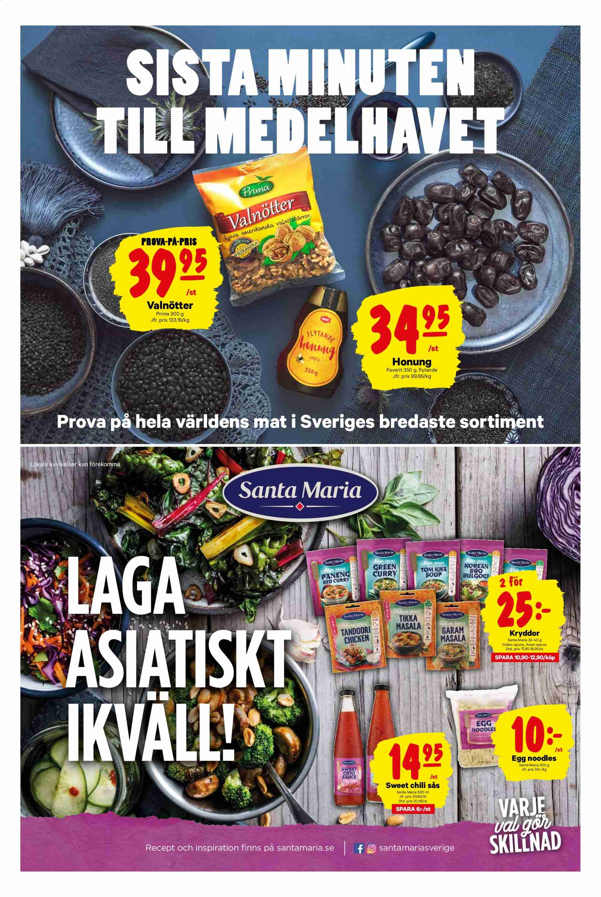 City Gross reklamblad - 4/11 2019 - 10/11 2019. Sida 6.