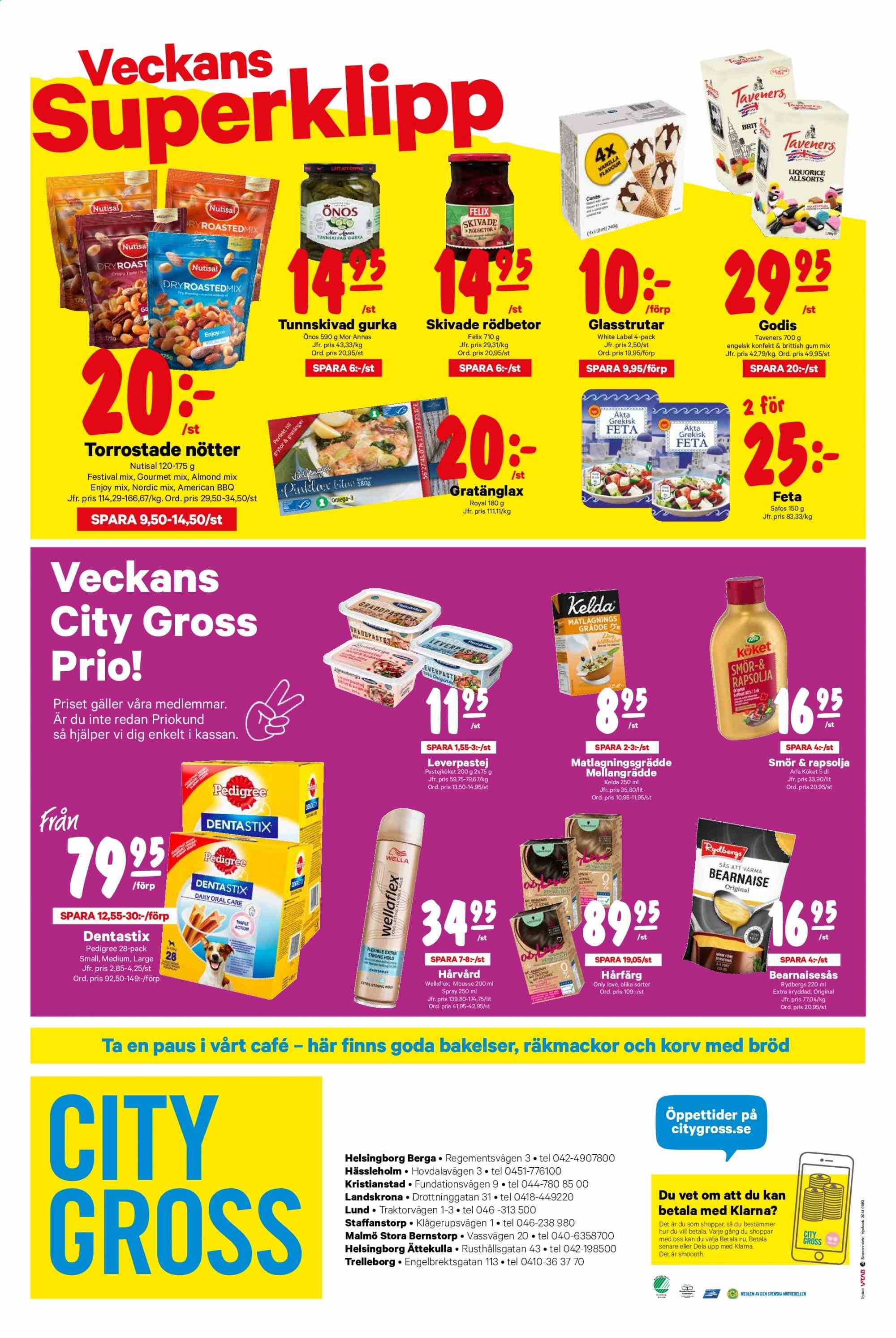 City Gross reklamblad - 11/11 2019 - 17/11 2019. Sida 18.
