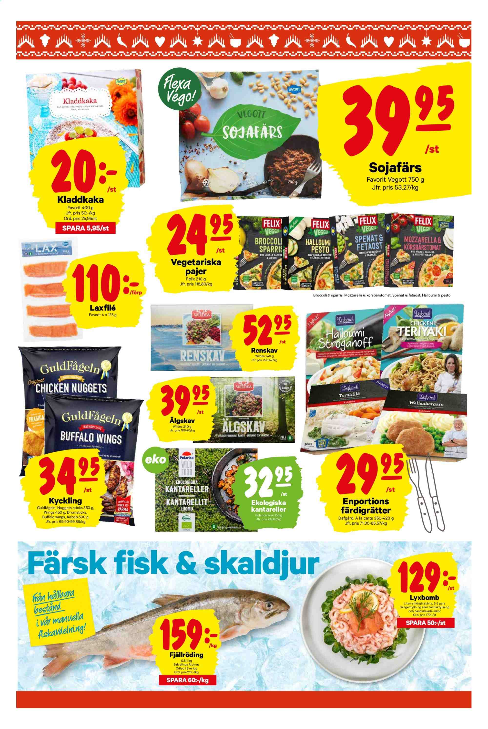 City Gross reklamblad - 25/11 2019 - 1/12 2019. Sida 11.