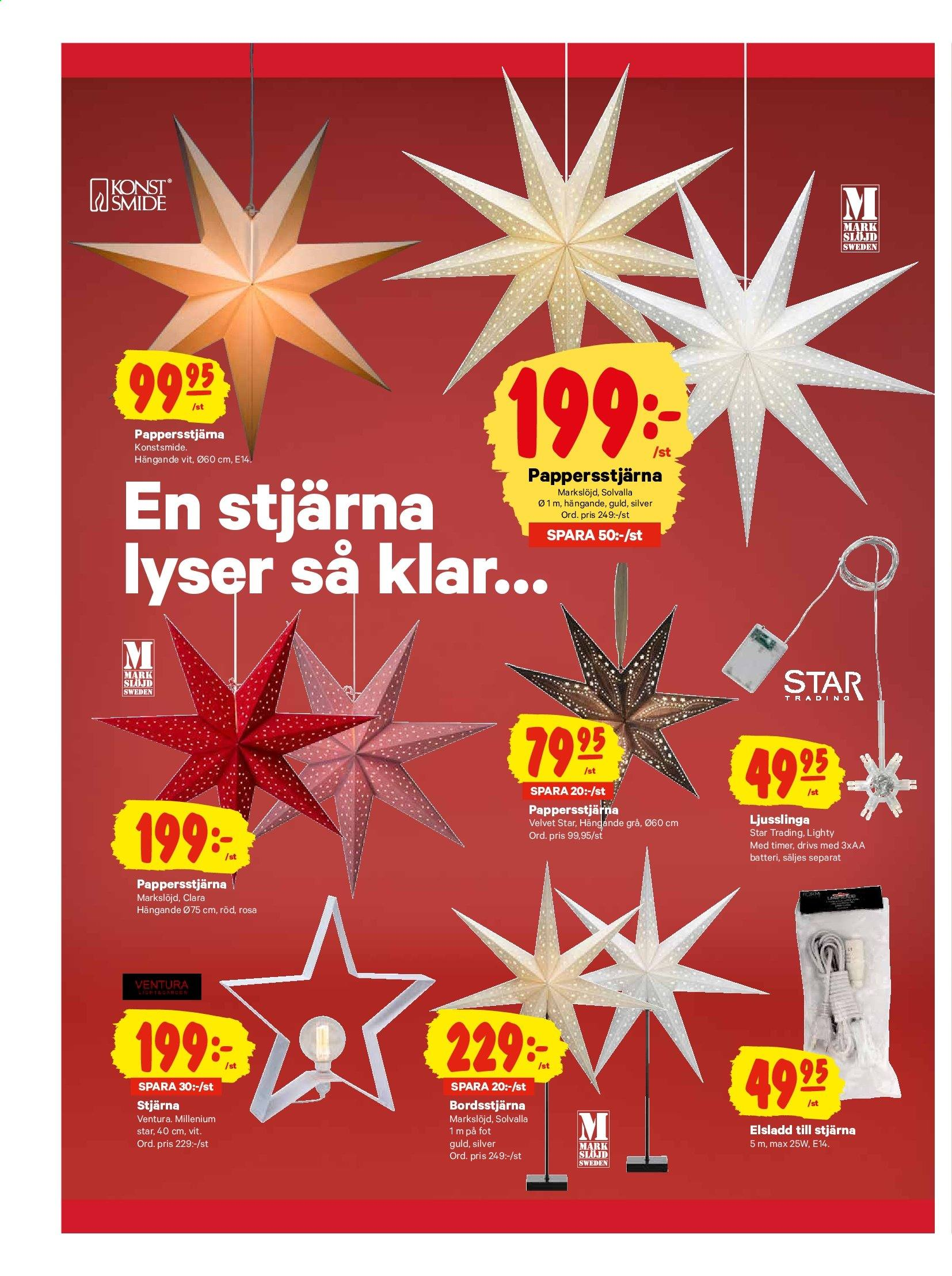 City Gross reklamblad - 25/11 2019 - 1/12 2019. Sida 15.