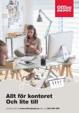 Office Depot reklamblad.