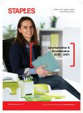 Staples reklamblad - 31/3 2020 - 31/12 2020.