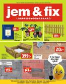 Jem & Fix reklamblad - 6/4 2020 - 12/4 2020.