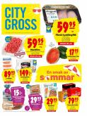 City Gross reklamblad - 8/6 2020 - 14/6 2020.
