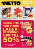 Netto reklamblad - 22/6 2020 - 28/6 2020.