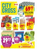City Gross reklamblad - 22/6 2020 - 28/6 2020.