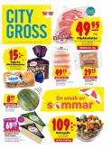 City Gross reklamblad - 29/6 2020 - 5/7 2020.