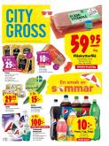 City Gross reklamblad - 10/8 2020 - 16/8 2020.
