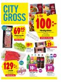 City Gross reklamblad - 21/9 2020 - 27/9 2020.
