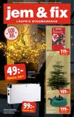 Jem & Fix reklamblad - 30/11 2020 - 6/12 2020.