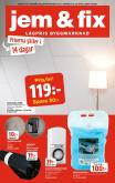 Jem & Fix reklamblad - 14/12 2020 - 27/12 2020.
