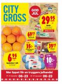 City Gross reklamblad - 21/12 2020 - 27/12 2020.