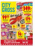 City Gross reklamblad - 28/12 2020 - 3/1 2021.