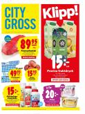 City Gross reklamblad - 18/1 2021 - 24/1 2021.