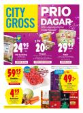 City Gross reklamblad - 25/1 2021 - 31/1 2021.