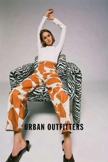 Urban Outfitters reklamblad - 7/2 2021 - 8/4 2021.
