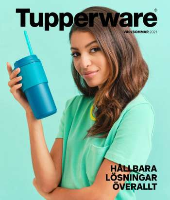 Tupperware reklamblad - 1/5 2021 - 31/5 2021.