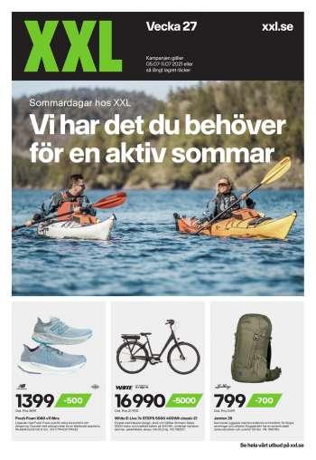 Xxl Öppettider Karlstad