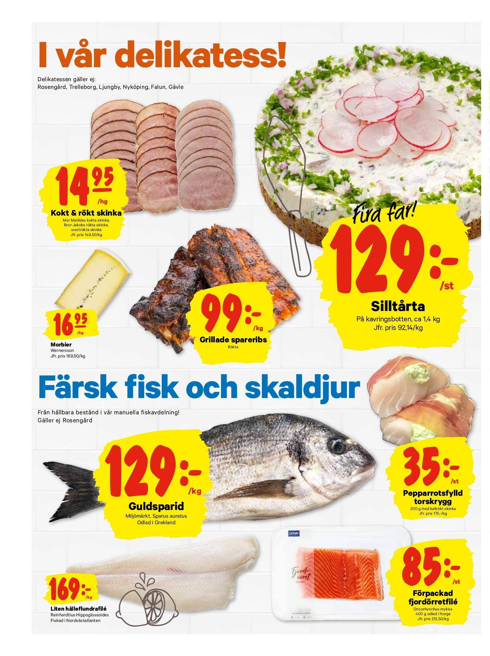 City Gross reklamblad - 5/11 2018 - 11/11 2018. Sida 8.