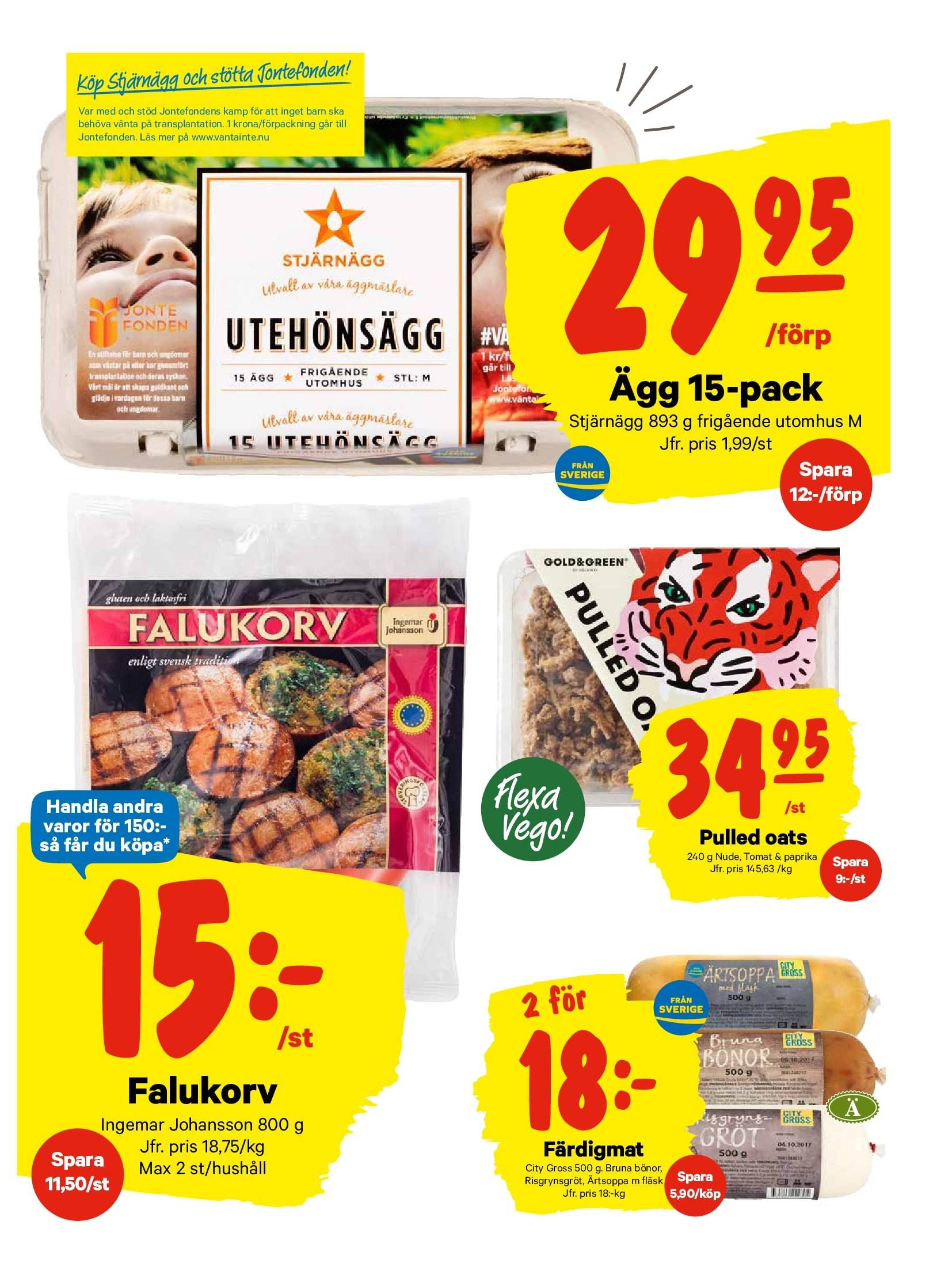 City Gross reklamblad - 5/11 2018 - 11/11 2018. Sida 9.