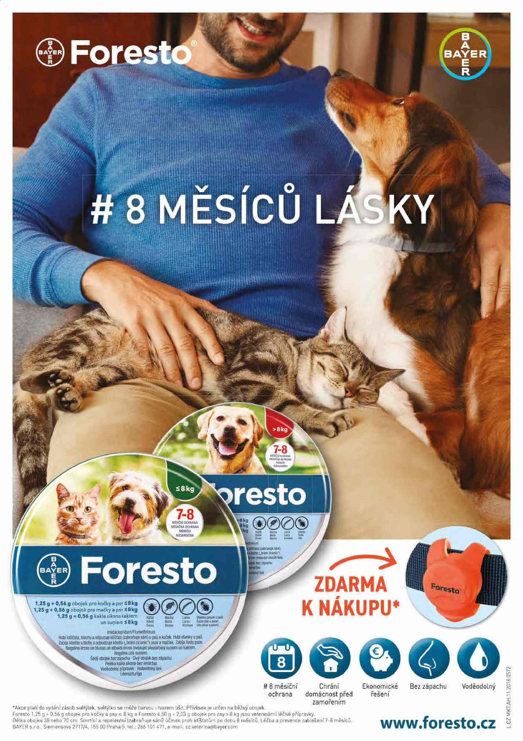 Leták Pet Center - 1. 4. 2019 - 30. 4. 2019. Strana 15.