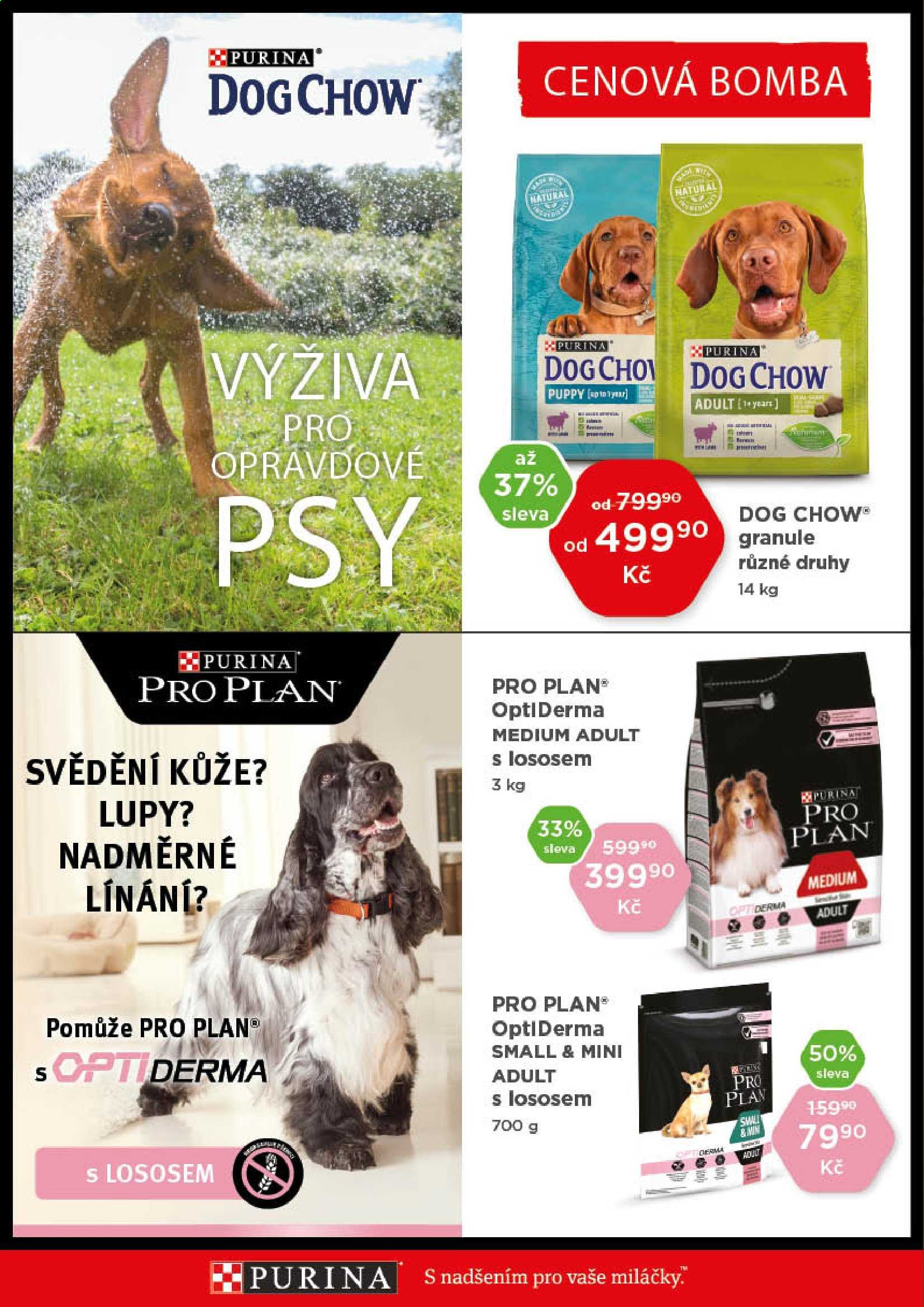 Leták Pet Center - 1. 5. 2019 - 31. 5. 2019. Strana 4.