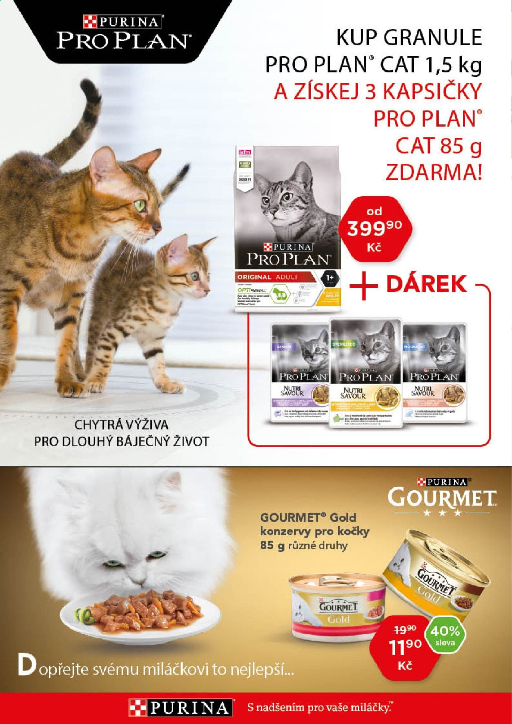 Leták Pet Center - 1. 5. 2019 - 31. 5. 2019. Strana 6.