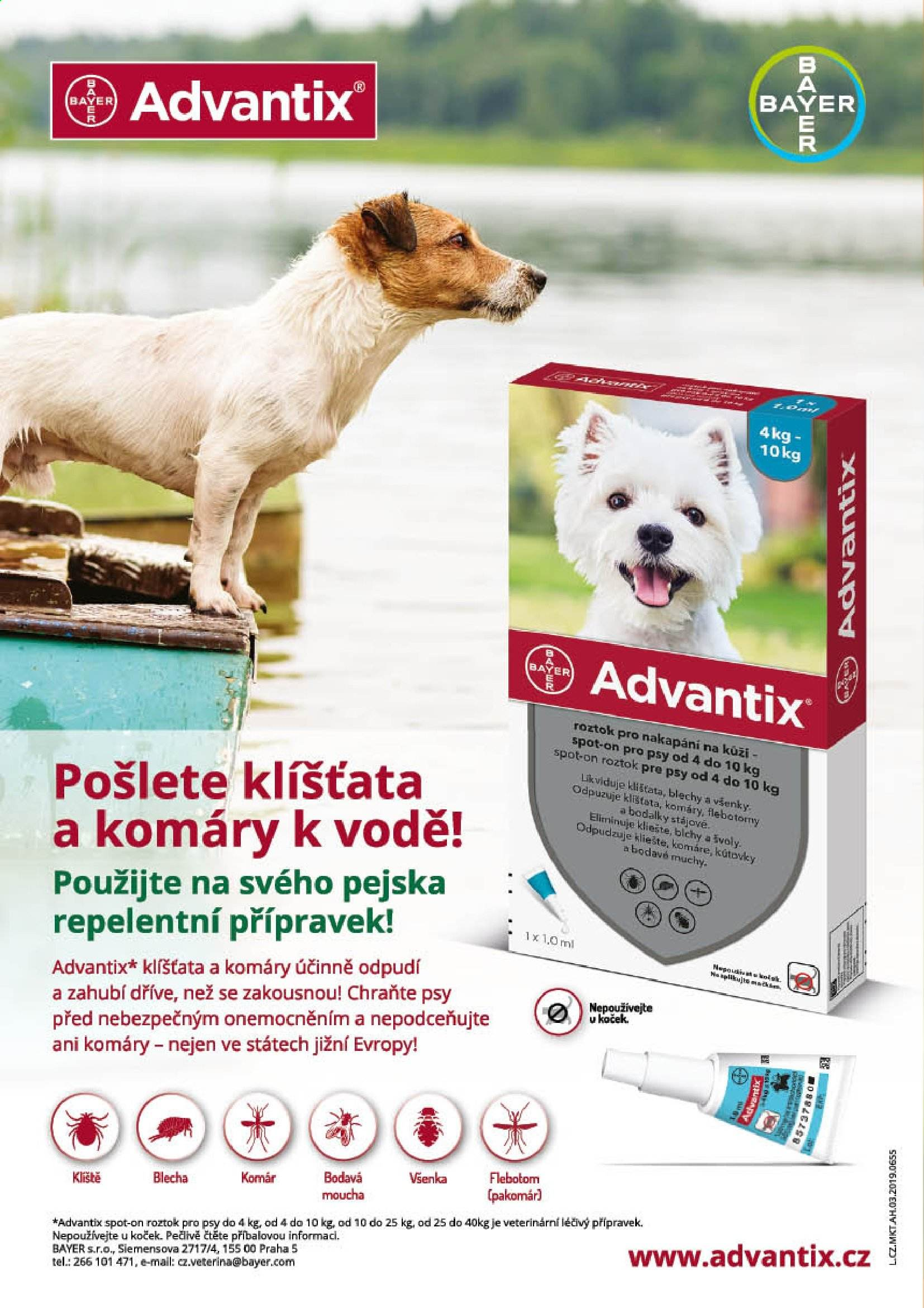 Leták Pet Center - 1. 5. 2019 - 31. 5. 2019. Strana 8.