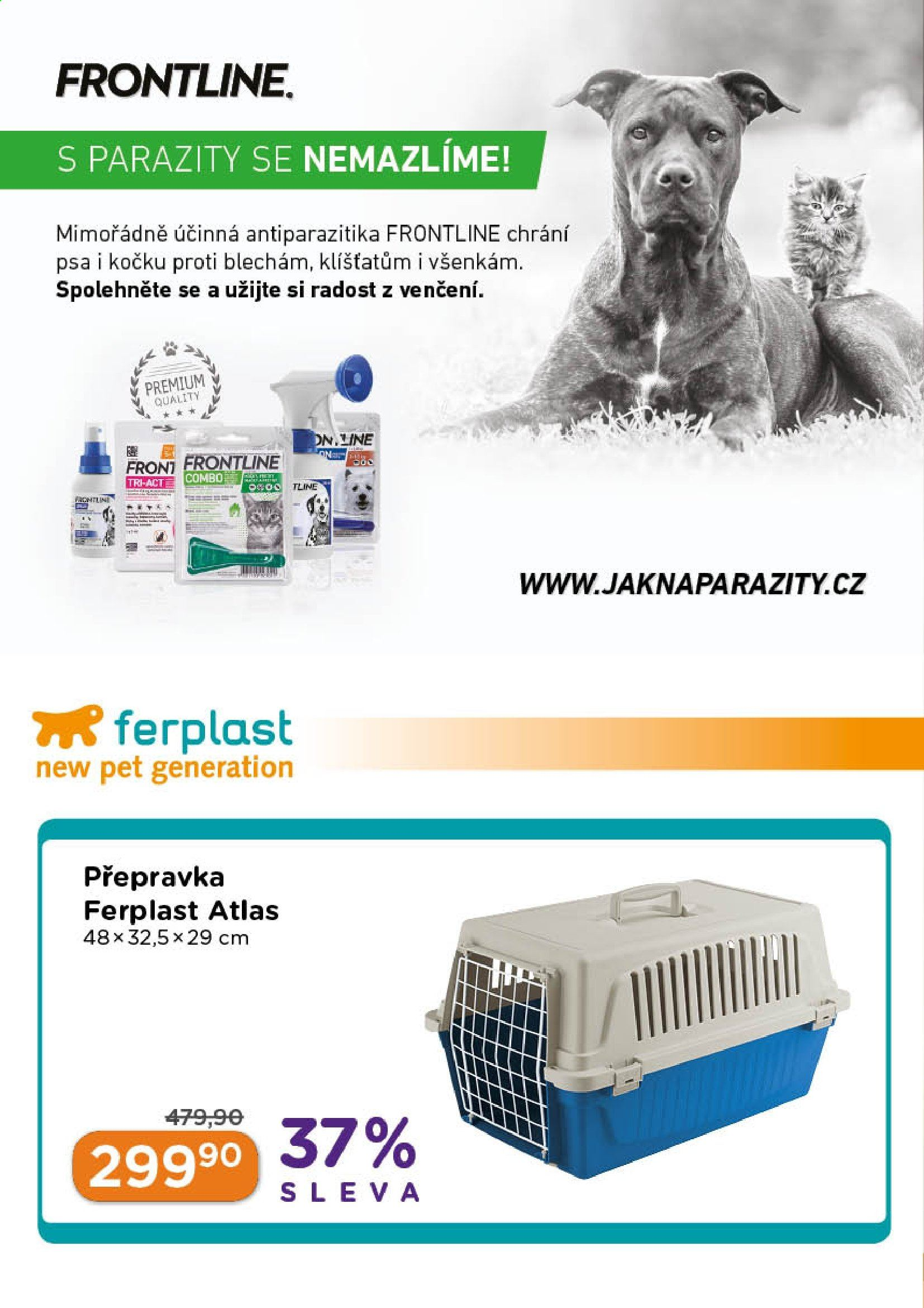Leták Pet Center - 1. 5. 2019 - 31. 5. 2019. Strana 10.