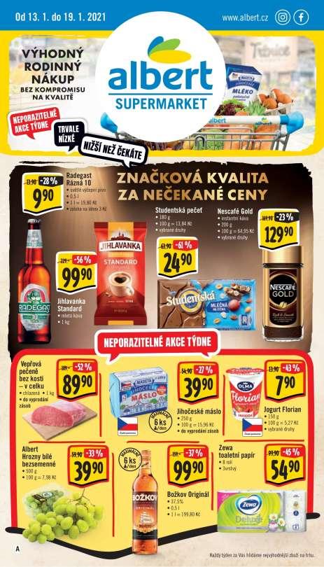 Albert Supermarket