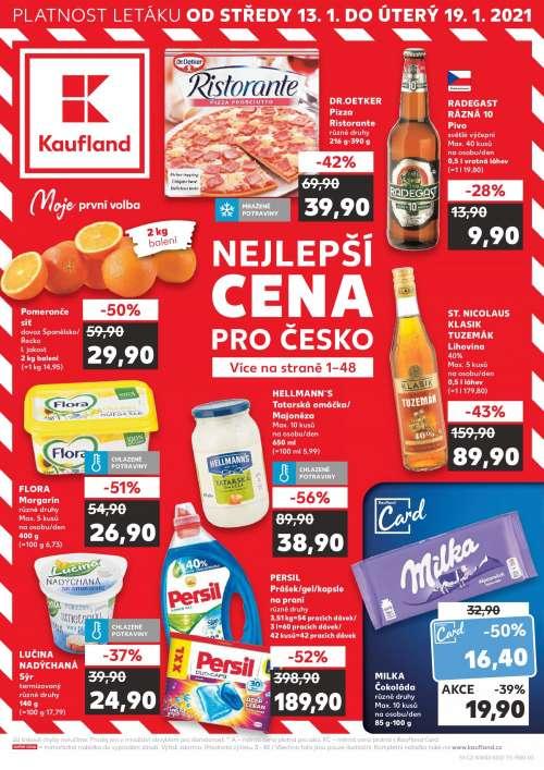Kaufland - Nejlepší cena pro Česko