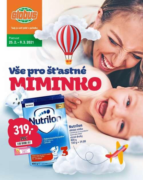 Globus - Vše pro šťastné miminko