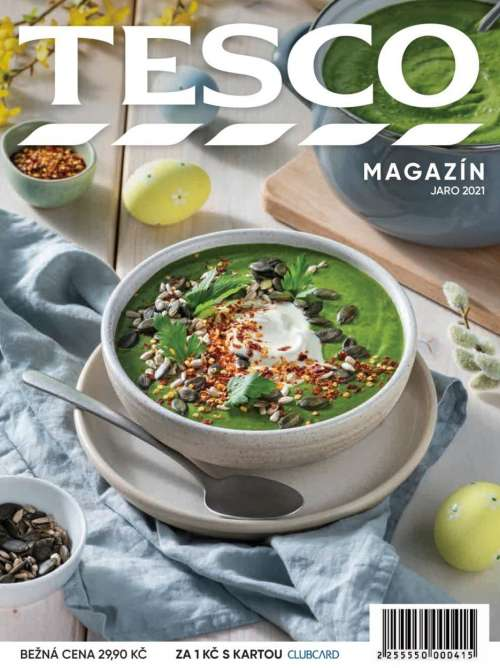 TESCO - Magazín