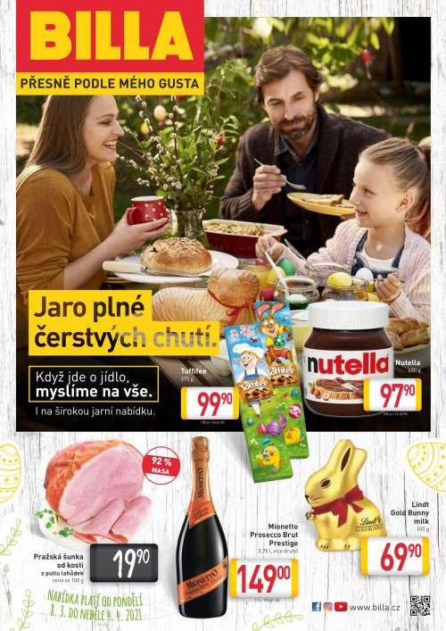 BILLA - Jaro plné čerstvých chutí