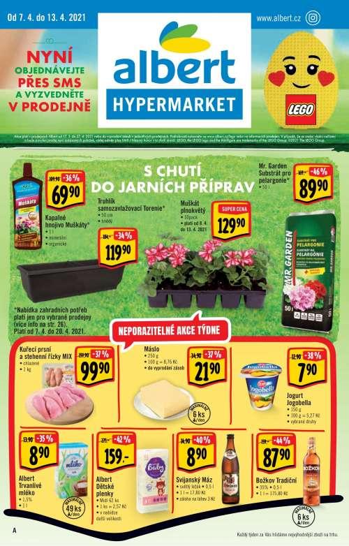 Albert Hypermarket - S chutí do jarních příprav