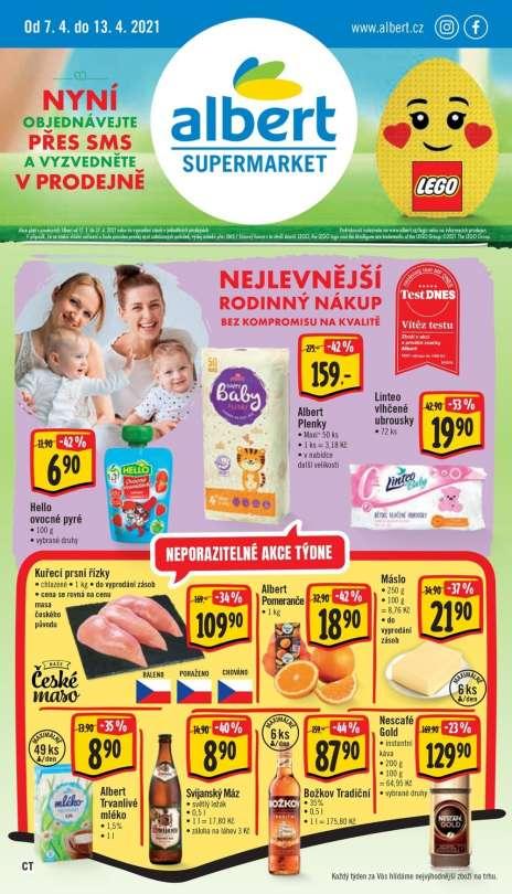 Albert Supermarket - Nejlevnější rodinný nákup
