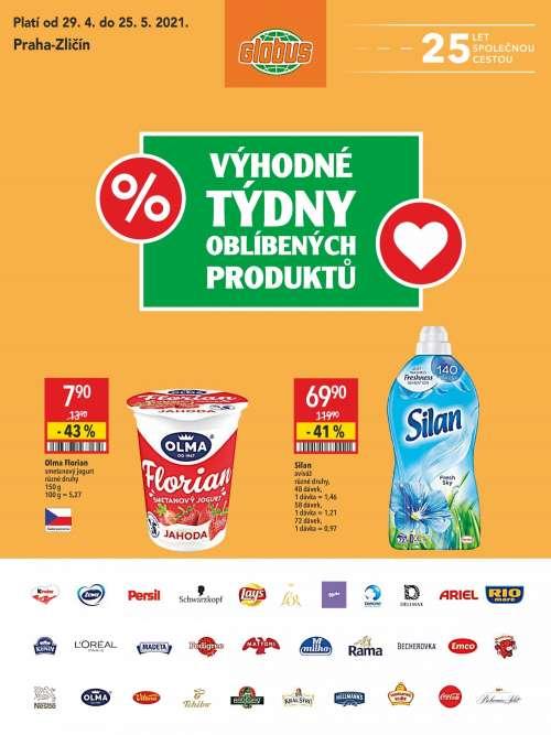 Globus - Výhodné ceny oblíbených produktů