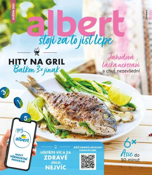 Albert - Magazín