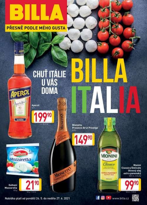 BILLA - BILLA ITALIA
