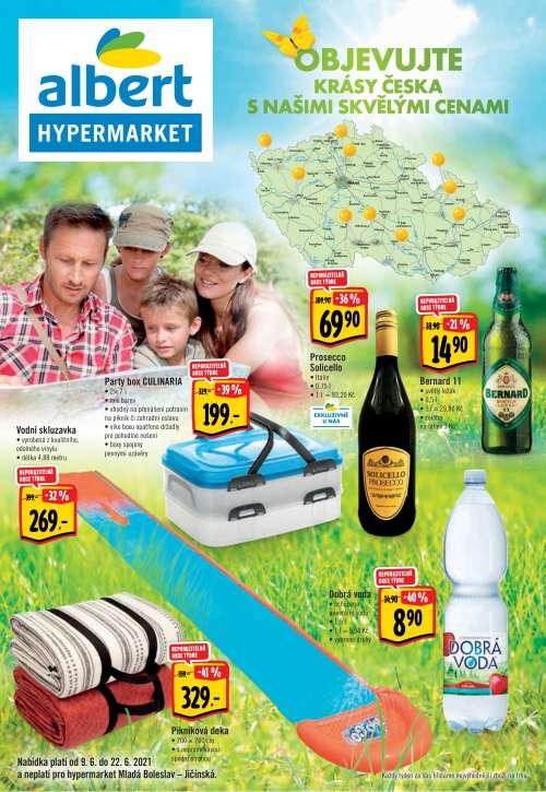 Albert Hypermarket - Objevujte krásy Česka