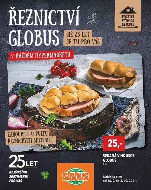 Globus - Řeznictví Globus v každém hypermarketu