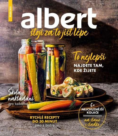 Albert - Magazín