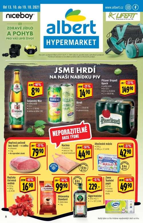 Albert Hypermarket - Neporazitelné akce týdne